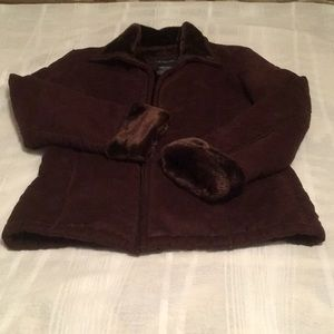 3/$10 Outbrook brown coat